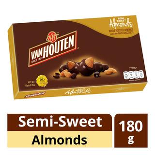 chocolate amargo van houten