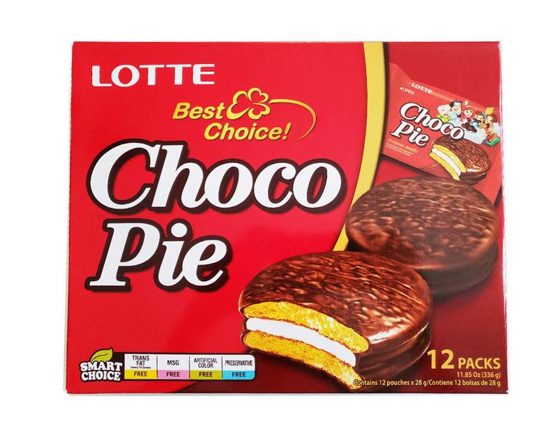 Chocolate coreano