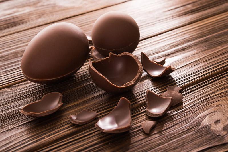 Marcas de chocolate
