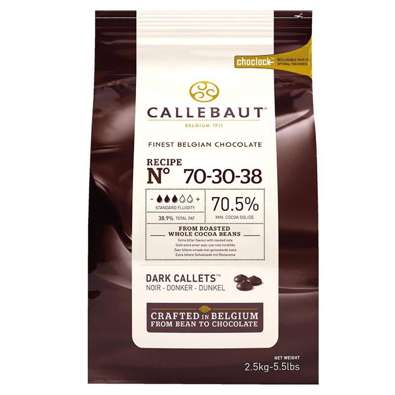 Chocolate Callebaut é bom?
