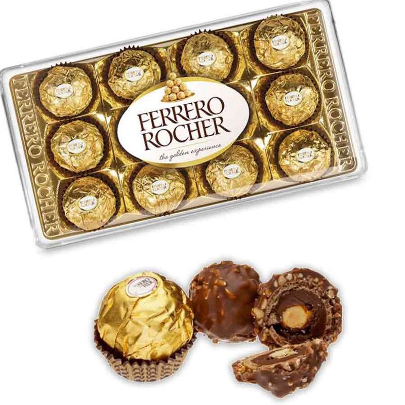 Chocolate Ferrero Rocher é bom?